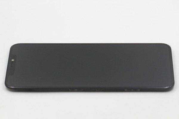 iPhone XS MAX フロントパネル交換修理 [4]