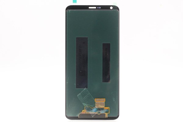 LG G6,G6+ 共通 フロントパネル ブラック 交換修理 [2]
