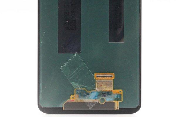 LG G6,G6+ 共通 フロントパネル ブラック 交換修理 [3]