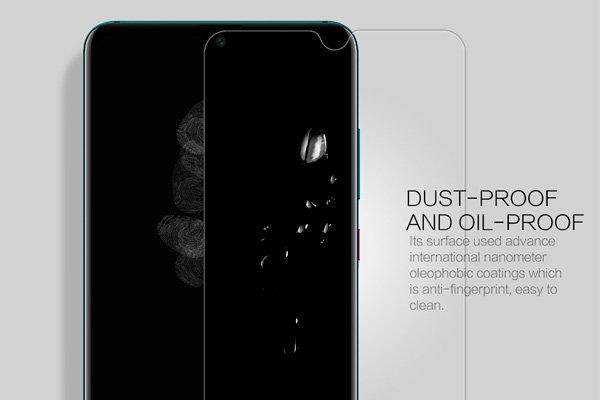 【ネコポス送料無料】Huawei Mate20 強化ガラスフィルム ナノコーティング 硬度9H  [5]