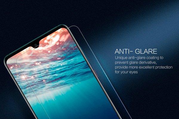 【ネコポス送料無料】Huawei Mate20 強化ガラスフィルム ナノコーティング 硬度9H  [6]