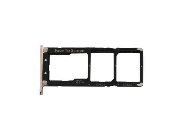 【ネコポス送料無料】ZenFone4 Max(ZC520KL)SIMカードトレイ 全3色 [4]