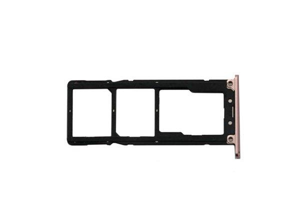 【ネコポス送料無料】ZenFone4 Max(ZC520KL)SIMカードトレイ 全3色 [5]