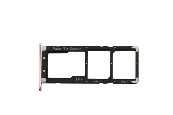 【ネコポス送料無料】ZenFone4 Max(ZC520KL)SIMカードトレイ 全3色 [6]