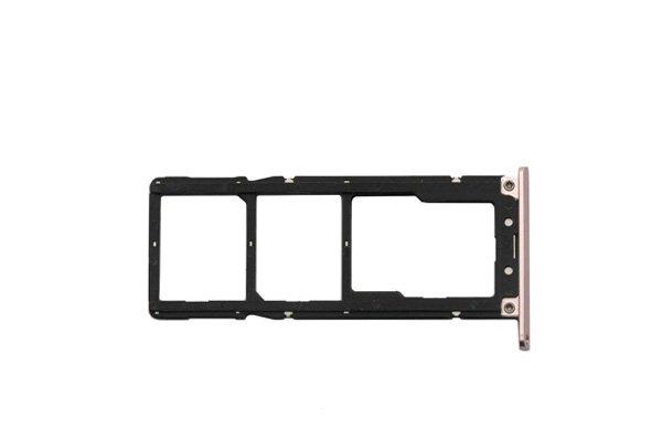 【ネコポス送料無料】ZenFone4 Max(ZC520KL)SIMカードトレイ 全3色 [7]