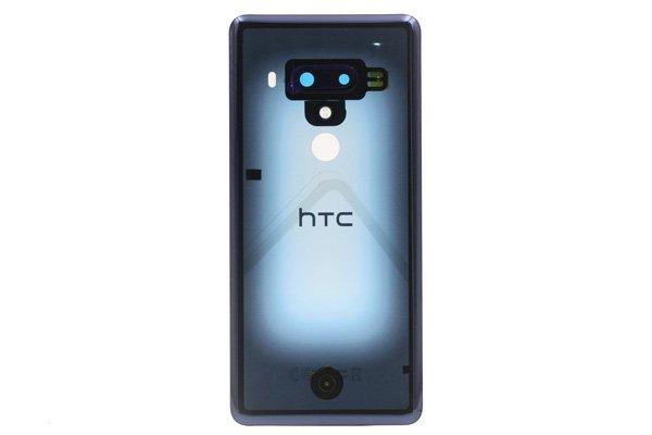 【ネコポス送料無料】HTC U12+ バックカバー 全2色 [1]