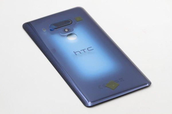 【ネコポス送料無料】HTC U12+ バックカバー 全2色 [2]