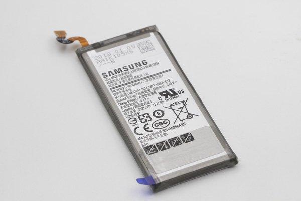 【ネコポス送料無料】Galaxy Note8(SM-N950)バッテリー EB-BN950ABE 3300mAh [4]