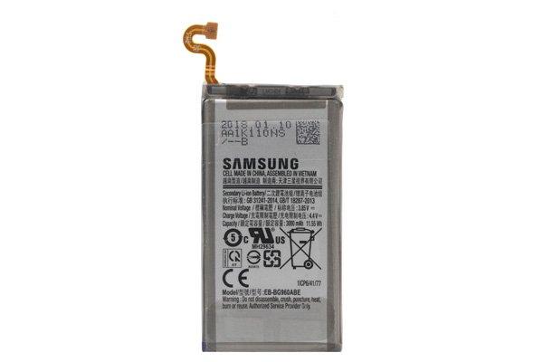【ネコポス送料無料】Galaxy S9(SM-G960)バッテリー EB-BG960ABE 3000mAh [1]
