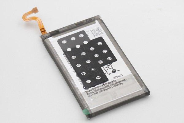 【ネコポス送料無料】Galaxy S9+(SM-G965 SC-03K SCV39)バッテリー EB-BG965ABE 3500mAh [4]