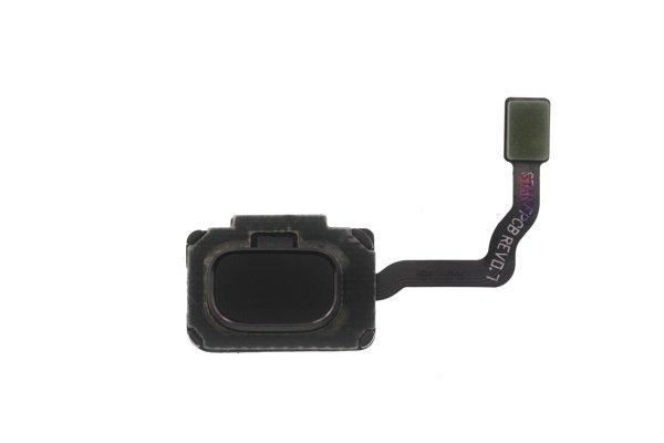 【ネコポス送料無料】Galaxy S9 S9+ 共通指紋センサーケーブル ブラック [2]