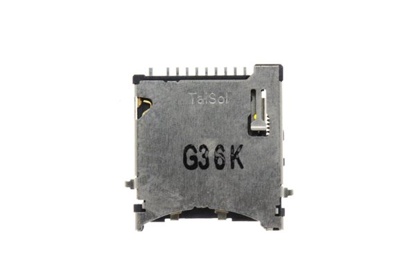 ASUS ZenPad10(Z300CL Z300CNL Z301M)共通マイクロSDカードスロット交換修理 [1]