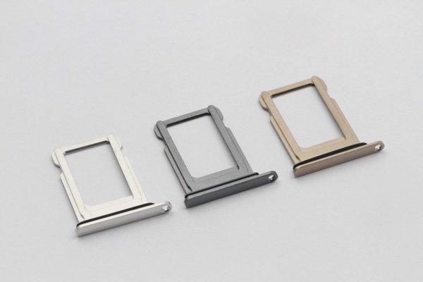 【ネコポス送料無料】iPhone XS SIMカードトレイ 全3色 [7]