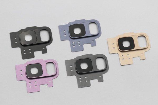【ネコポス送料無料】Galaxy S9(SM-G960 SC-02K SCV38)カメラレンズカバー 全5色 [1]