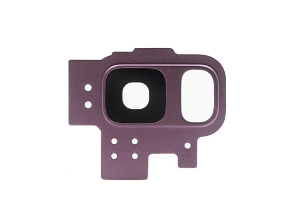 【ネコポス送料無料】Galaxy S9(SM-G960 SC-02K SCV38)カメラレンズカバー 全5色 [8]