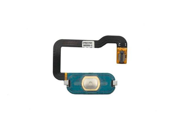【ネコポス送料無料】Zenfone3 Ultra(ZU680KL)ホームボタンケーブル ホワイト [2]