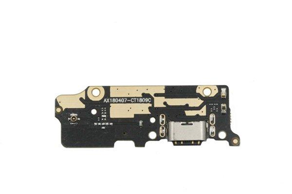 【ネコポス送料無料】Xiaomi Mi6X USB TYPE-C コネクターボードASSY [2]