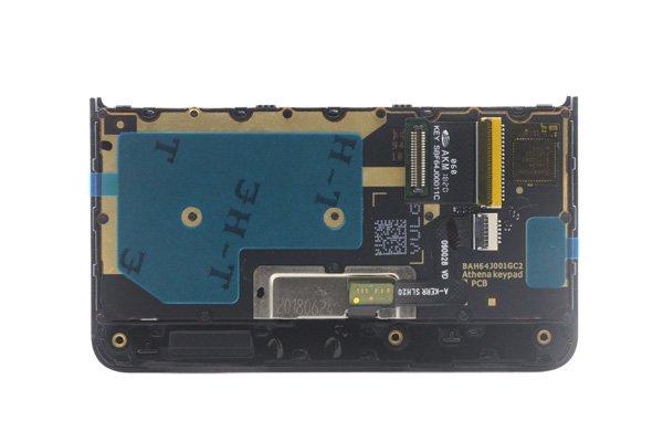 Blackberry KEY2 キーボードASSY シルバー 交換修理 [2]