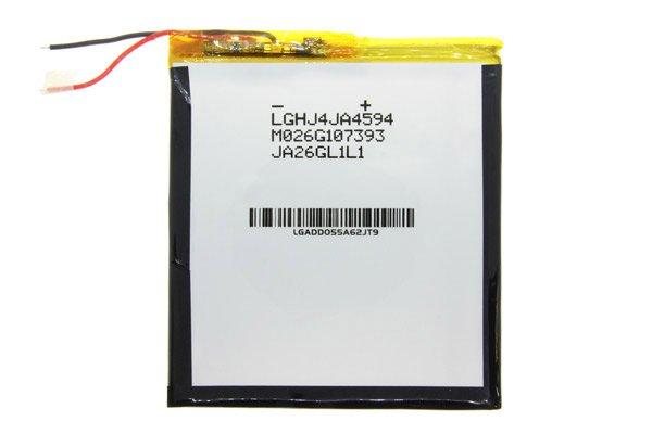 【ネコポス送料無料】大容量!中華タブレット用バッテリー 3.7V 5200mAh [1]