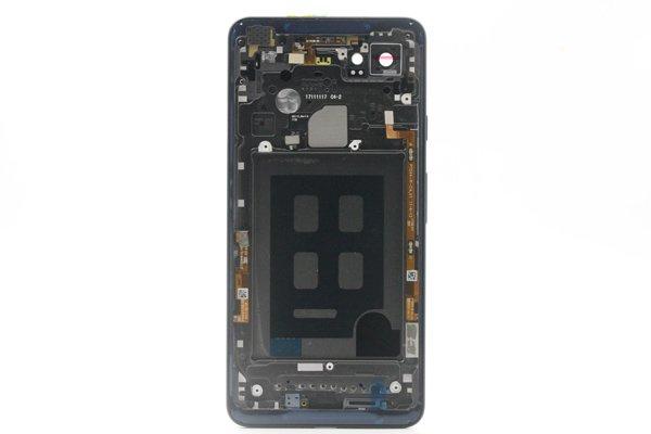 【ネコポス送料無料】Google Pixel2 XL バックカバー ブラック [2]