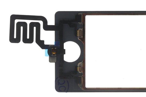 【ネコポス送料無料】iPod Nano(第7世代)タッチパネル 全2色 [3]
