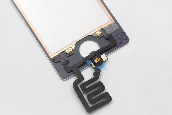 【ネコポス送料無料】iPod Nano(第7世代)タッチパネル 全2色 [4]
