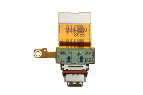【ネコポス送料無料】Xperia XZ2 Compact(SO-05K H8324)USB TYPE-C コネクターケーブル [1]