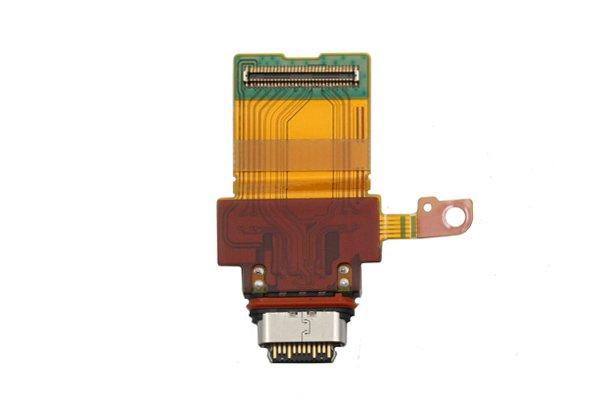【ネコポス送料無料】Xperia XZ2 Compact(SO-05K H8324)USB TYPE-C コネクターケーブル [2]