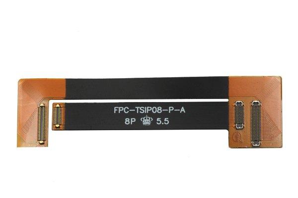 【ネコポス送料無料】iPhone 8 Plus フロントパネルテスト用延長フレキシブルケーブル [1]