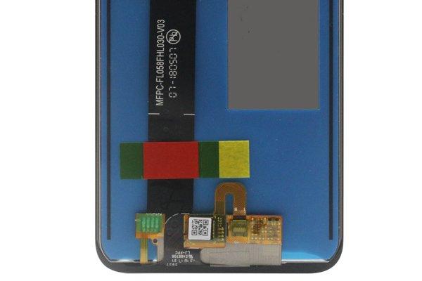 Nokia 6.1 Plus フロントパネル交換修理 [3]