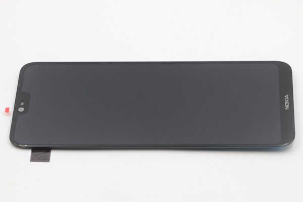 Nokia 6.1 Plus フロントパネル交換修理 [4]