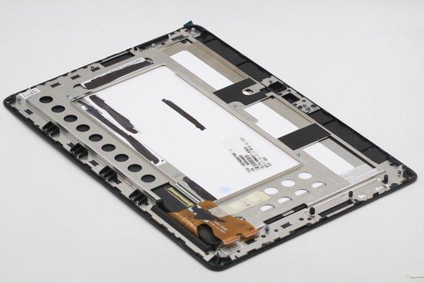 ASUS MeMo Pad Smart 10(ME301T)フロントパネルASSY 交換修理 [4]