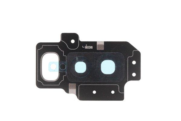 【ネコポス送料無料】Galaxy S9+(SM-G965 SC-03K SCV39)カメラレンズカバー 全2色 [2]