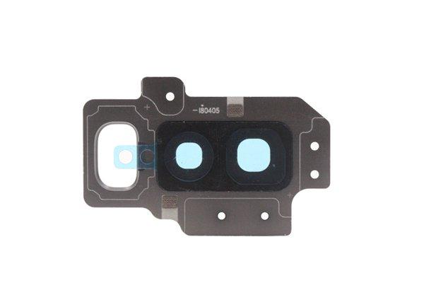 【ネコポス送料無料】Galaxy S9+(SM-G965 SC-03K SCV39)カメラレンズカバー 全2色 [4]