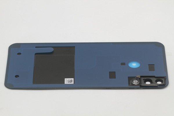 【ネコポス送料無料】Zenfone5 5Z(ZE620KL,ZS620KL共通)バックカバー ブラック [6]