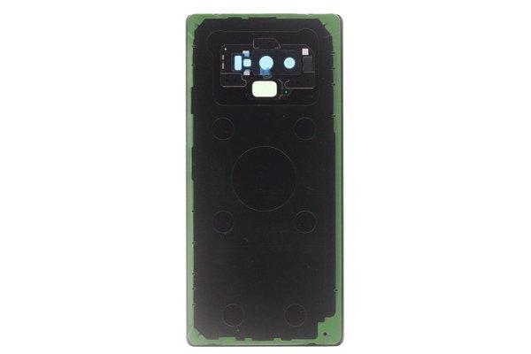 【ネコポス送料無料】Galaxy Note9(SM-N9600)バックカバー 全2色 [2]