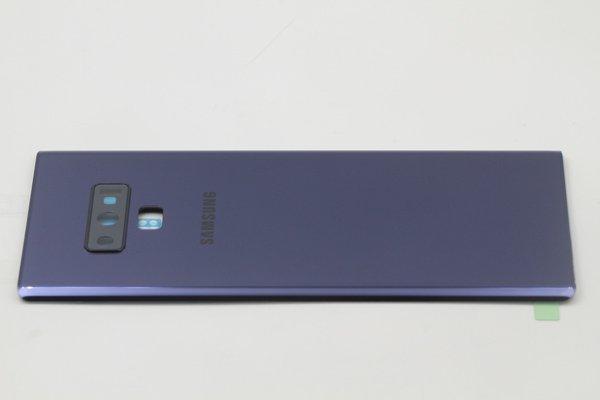 【ネコポス送料無料】Galaxy Note9(SM-N9600)バックカバー 全2色 [7]