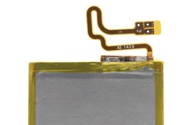 【ネコポス送料無料】iPod Nano(第7世代)バッテリー 220mAh [4]