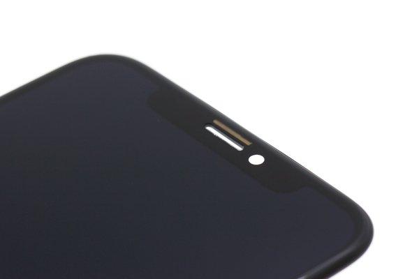iPhone X フロントパネル交換修理 [4]