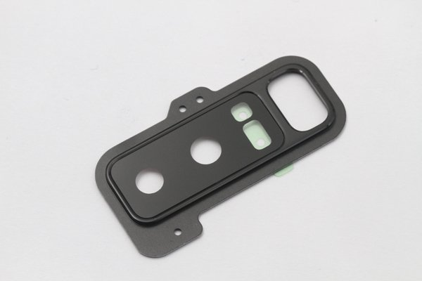 【ネコポス送料無料】Galaxy Note8(SM-N950 SC-01K SCV37)カメラレンズカバー ブラック [3]
