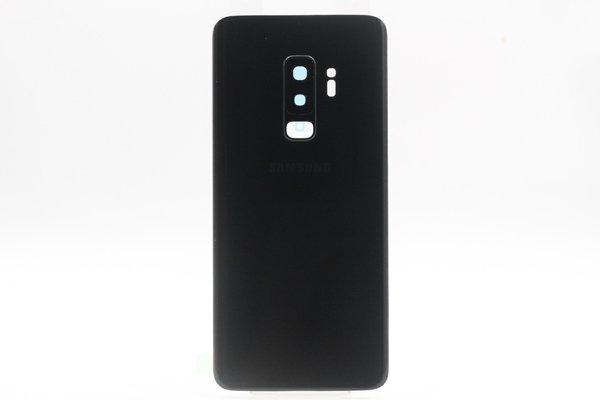 【ネコポス送料無料】Galaxy S9+(SM-G965)バックカバー 全2色 [1]
