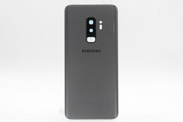【ネコポス送料無料】Galaxy S9+(SM-G965)バックカバー 全2色 [3]