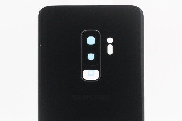 【ネコポス送料無料】Galaxy S9+(SM-G965)バックカバー 全2色 [5]
