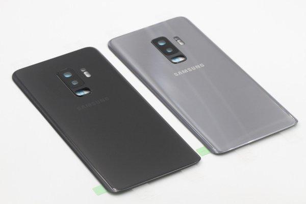 【ネコポス送料無料】Galaxy S9+(SM-G965)バックカバー 全2色 [7]