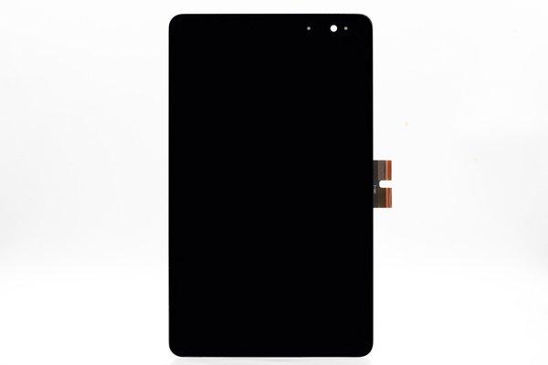 Dell Venue8 Pro(5830 EveryPad Pro)フロントパネル交換修理 [1]