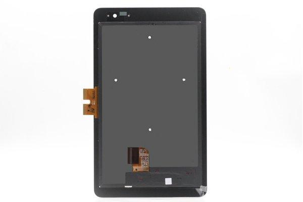 Dell Venue8 Pro(5830 EveryPad Pro)フロントパネル交換修理 [2]