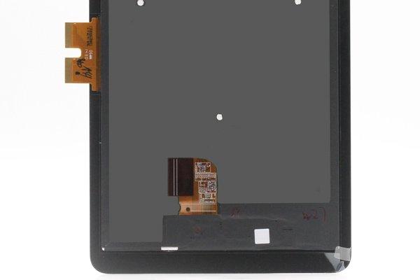 Dell Venue8 Pro(5830 EveryPad Pro)フロントパネル交換修理 [3]
