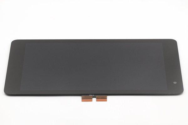 Dell Venue8 Pro(5830 EveryPad Pro)フロントパネル交換修理 [4]