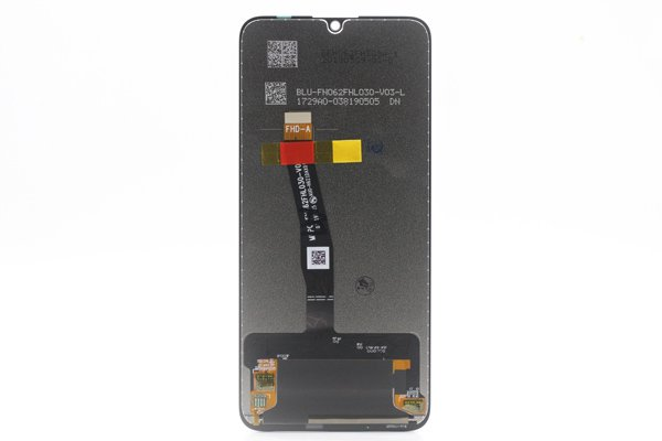 Huawei Nova Lite3 フロントパネル交換修理 [2]