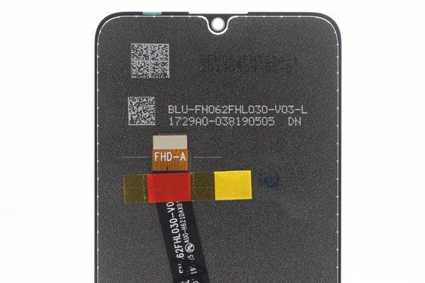 Huawei Nova Lite3 フロントパネル交換修理 [3]